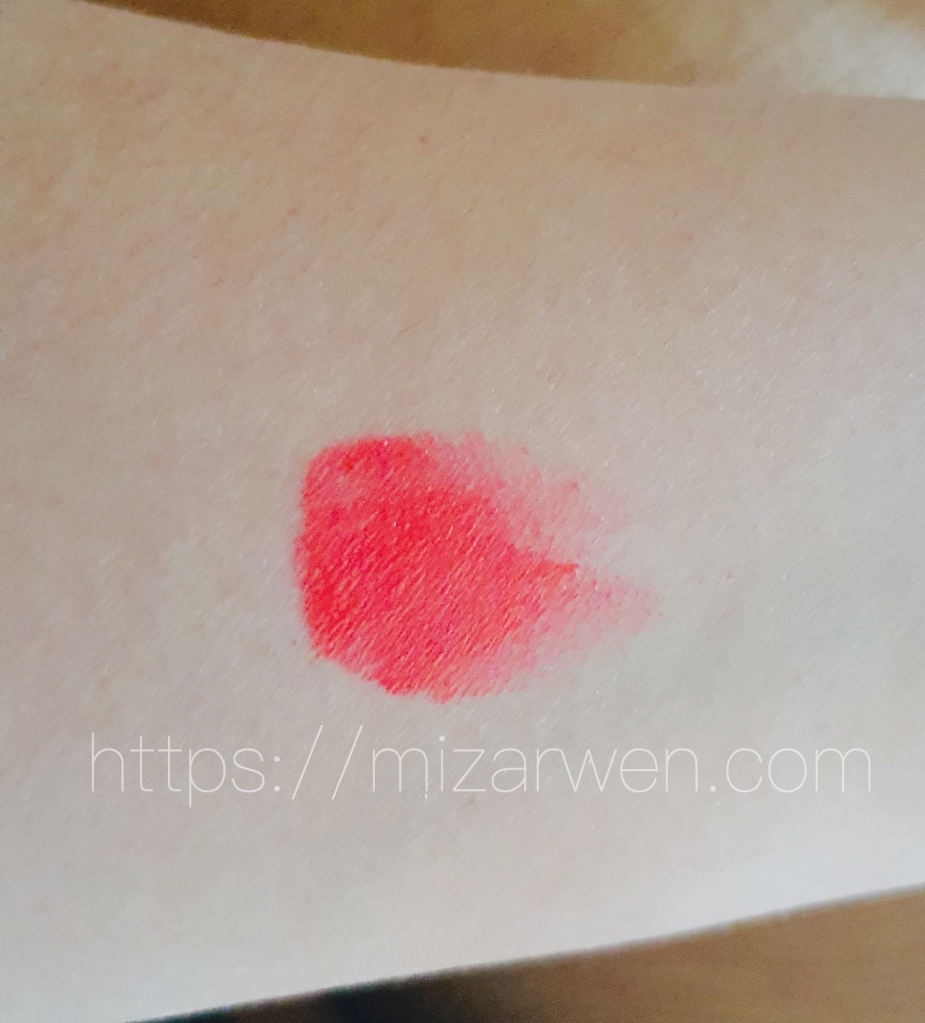 Peripera Ink Velvet AD Sparkling Pink swatches